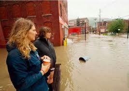 huricane irene flooding
