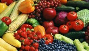 fruit and veggie