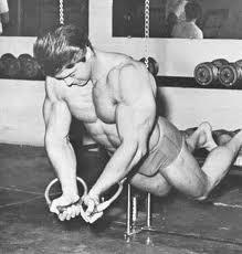 ring push ups