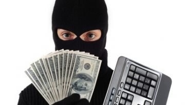 Cyber robber