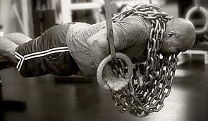 chain and ring push ups