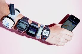 fitness gadgets and monitors