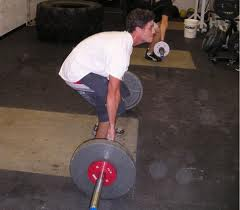 dead lift bad form