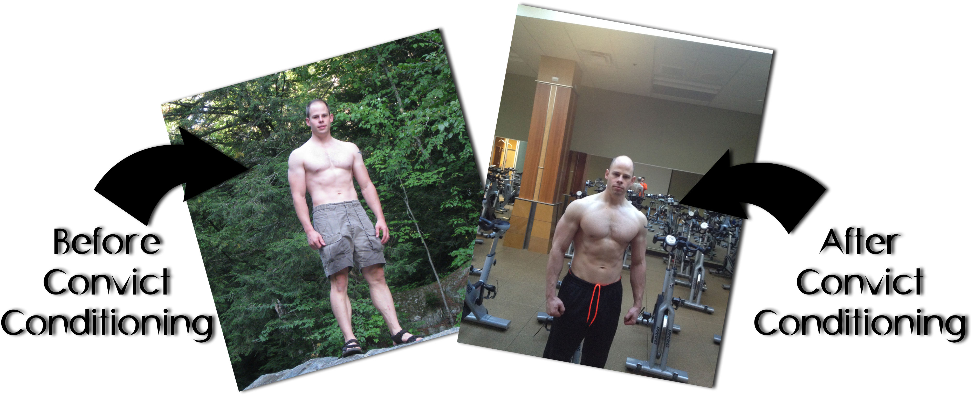 Convict Conditioning Results Convict Conditioning And