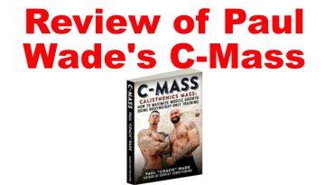 C-Mass Review