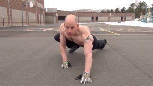 Get animal strengthl by moving like and animal!