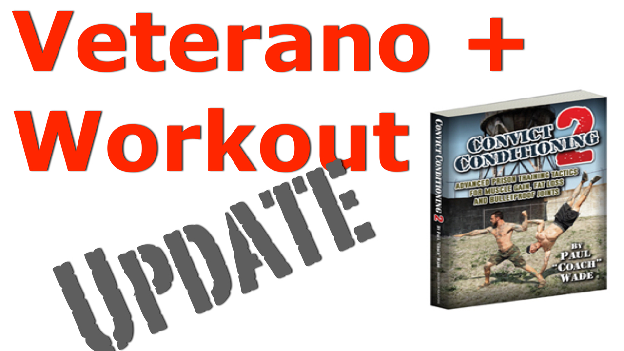 veterano plus workout