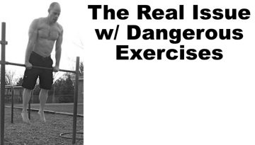 dangerous exercises