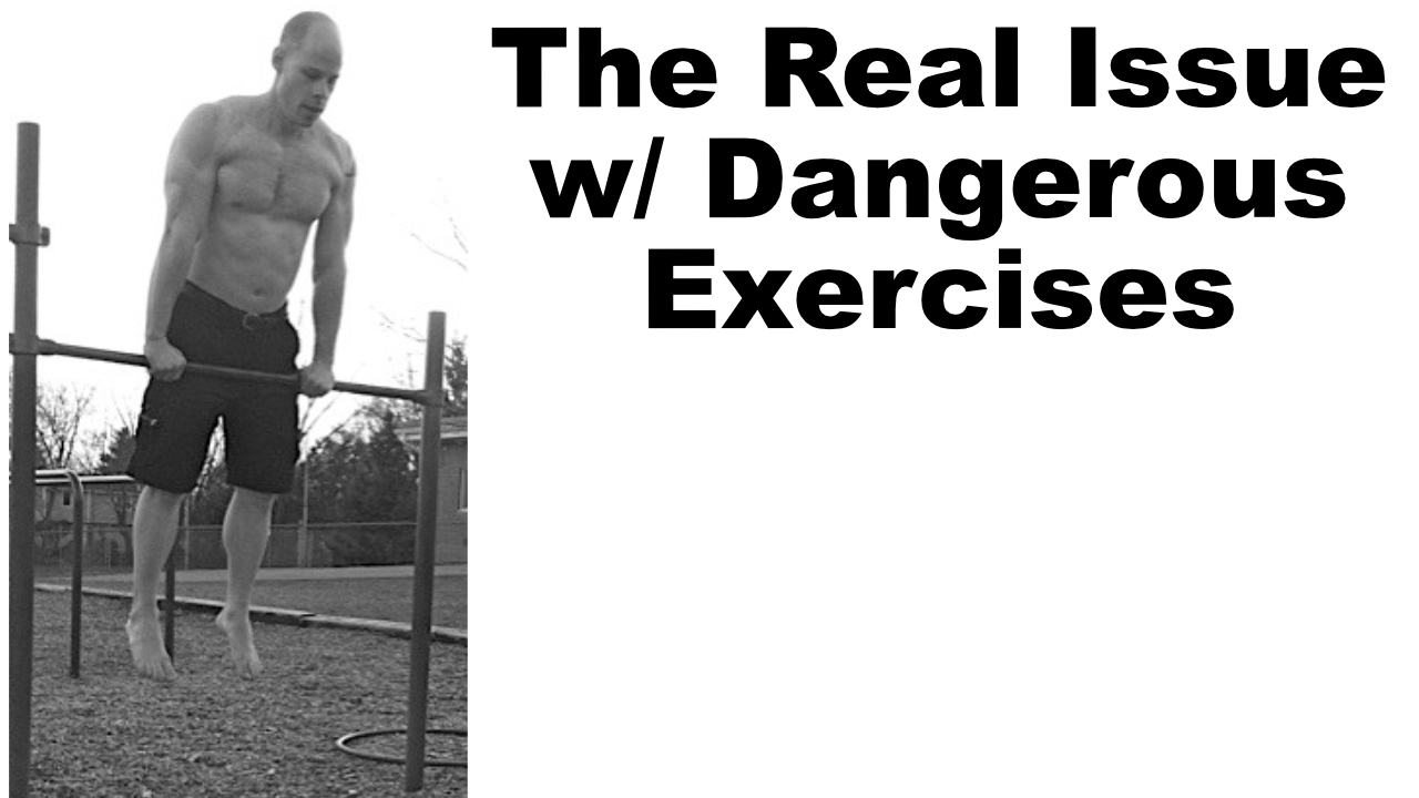dangerous exercises