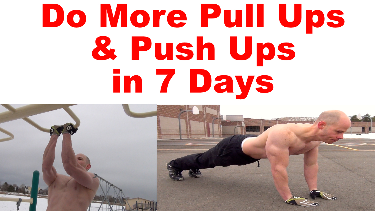How to Do More Pull Ups How to Do More Pull Ups new picture