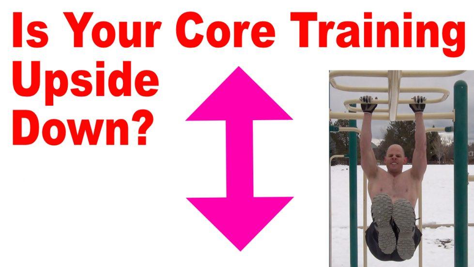 core workout training