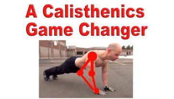 calisthenics training