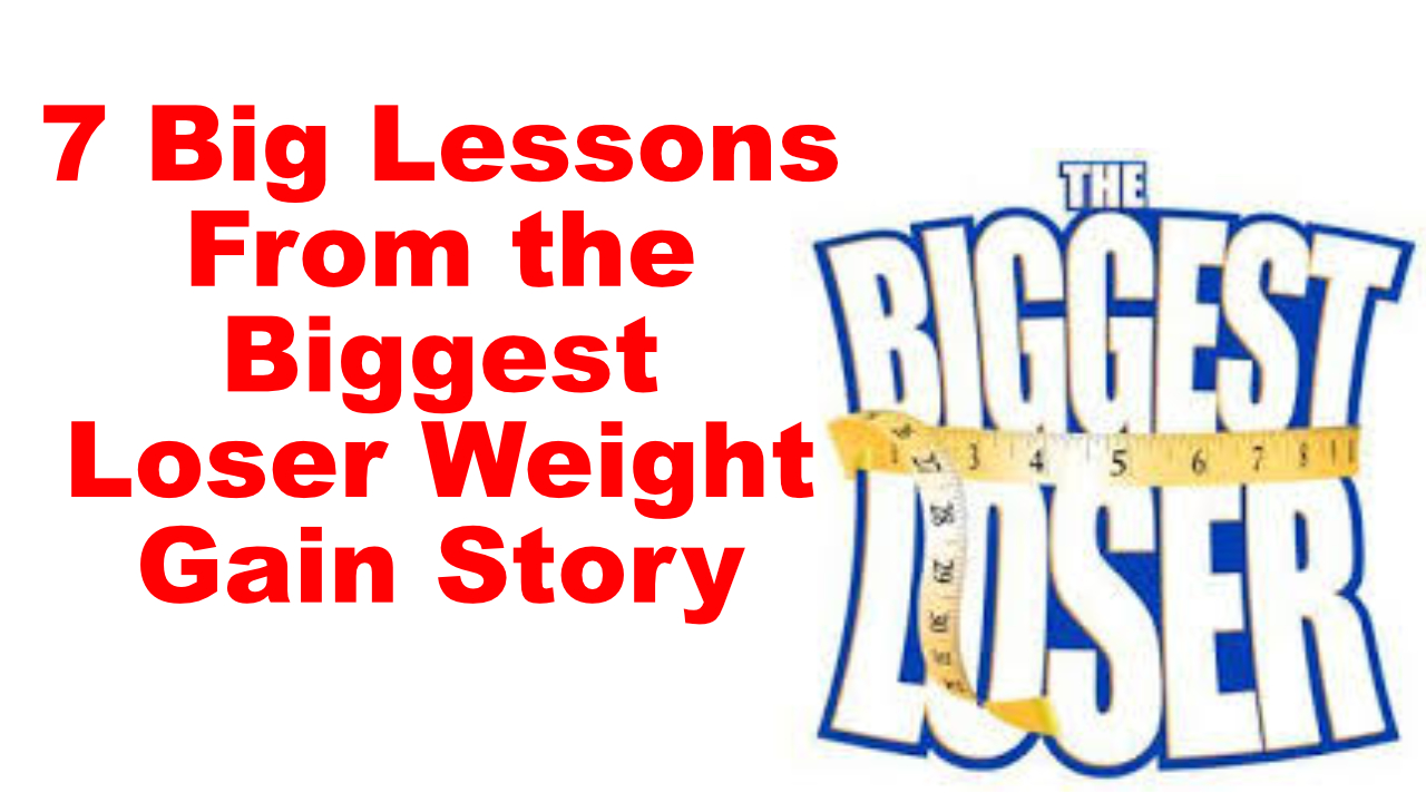 biggest loser weight gain