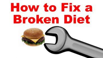 broken diet