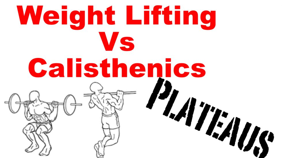 calisthenics weight lifting plateau