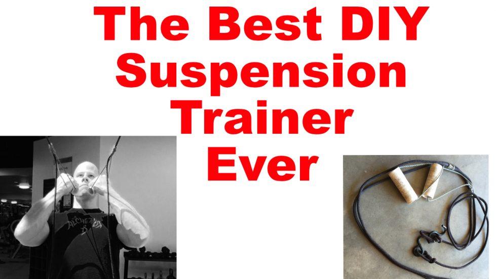 best DIY suspension trainer