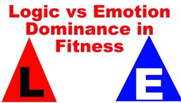 logic emotion dominance