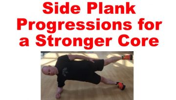 side plank progression