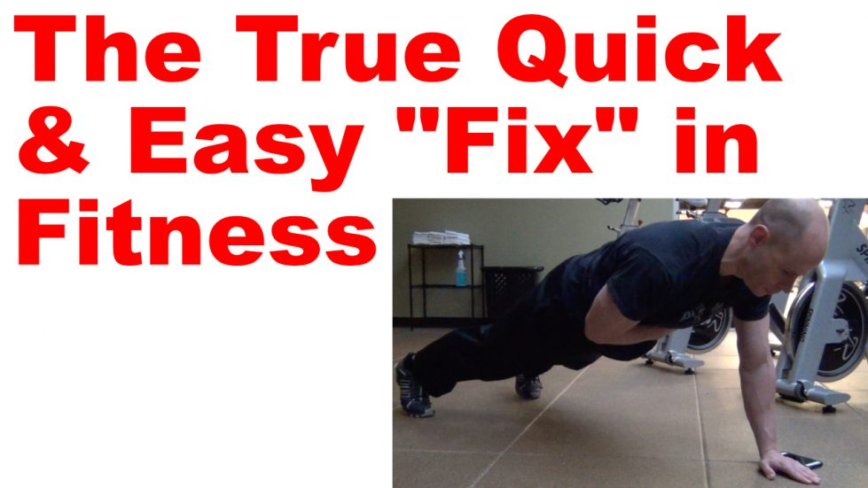 quick and easy fitness