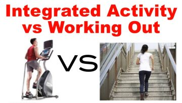 workout vs activity