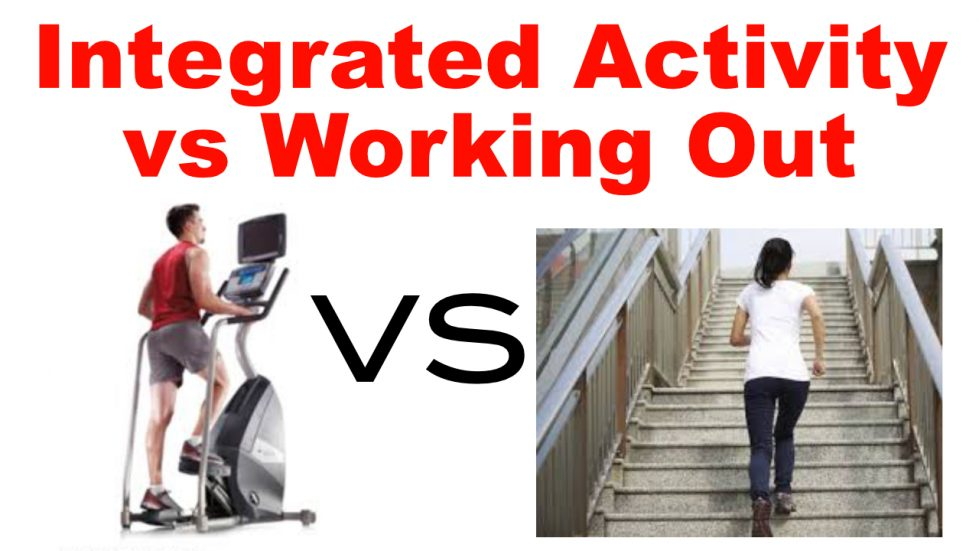 workout vs activity