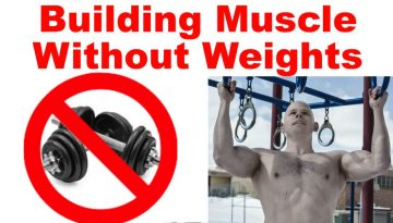muscle without weights