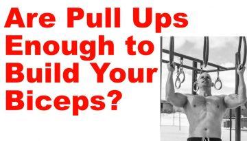 biceps pull ups