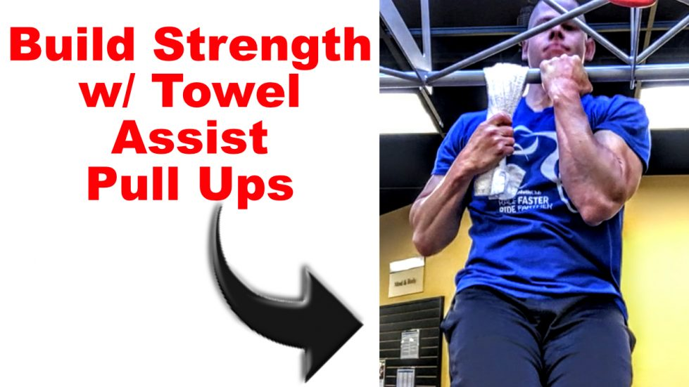 towel pull up