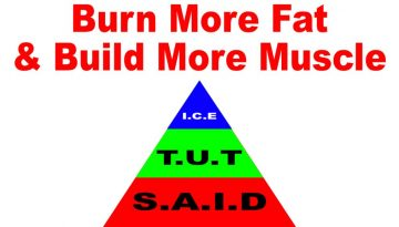 how to Burn More Fat & Build More Muscle
