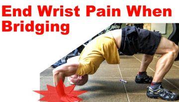 bridge wrist pain
