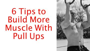 build muscle with pull ups