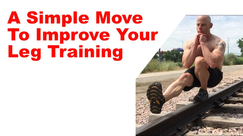 improve squat and lunges