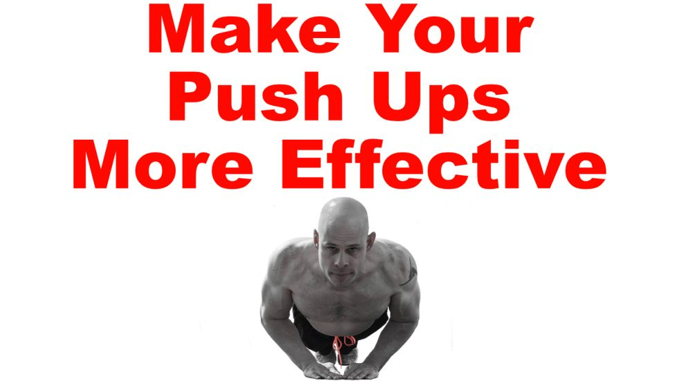 push up effective
