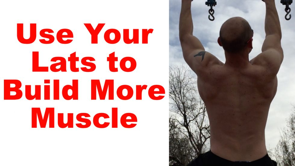 lats build muscle