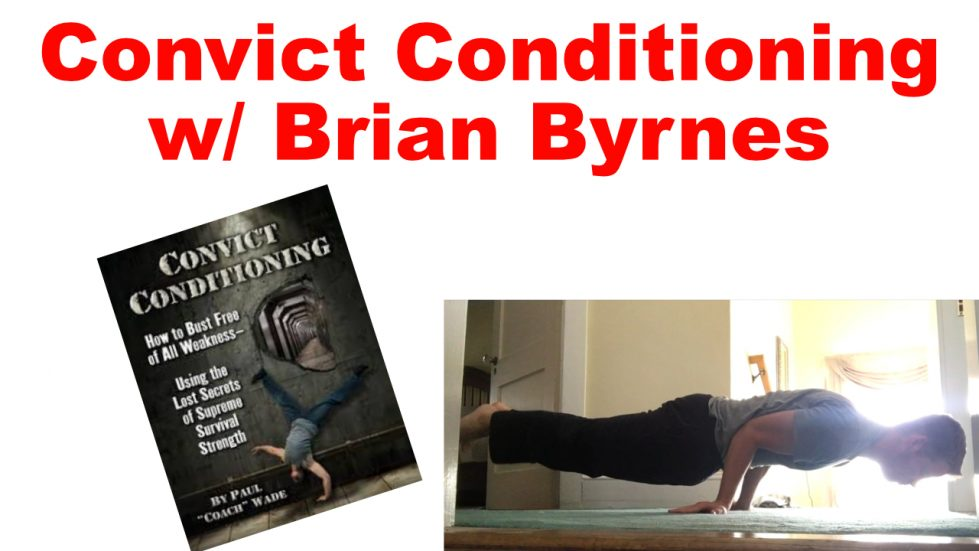 convict conditioning tips