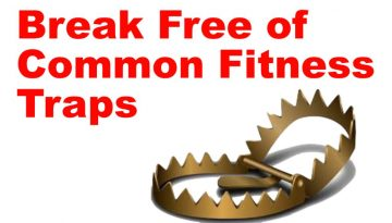 fitness and cardio trap