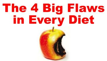 The 4 Flaws in Every Diet