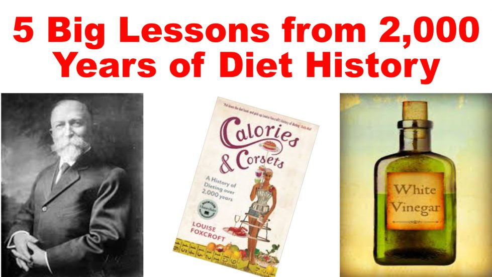 5 lessons from the history of dieting and weight loss