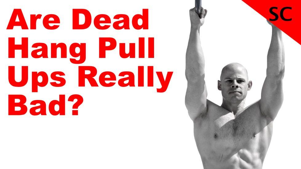 dead hang pull up