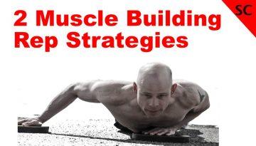 muscle building strategies