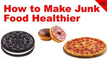 healthier junk food