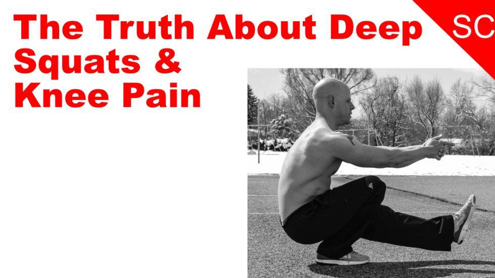 truth about deep squats and knee pain