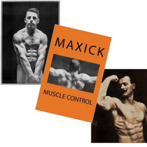 muscle building through muscle control by maxick