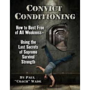 Convict Conditioning book cover