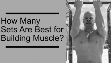 how many sets are best for building muscle