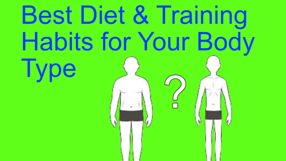 training diet body type