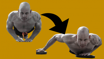 push up workout progression