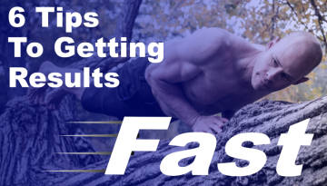 6 Tips to lose weight build muscle fast