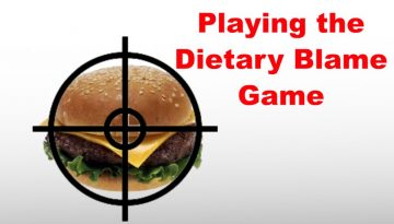 diet blame game