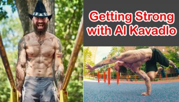 getting strong with al kavadlo